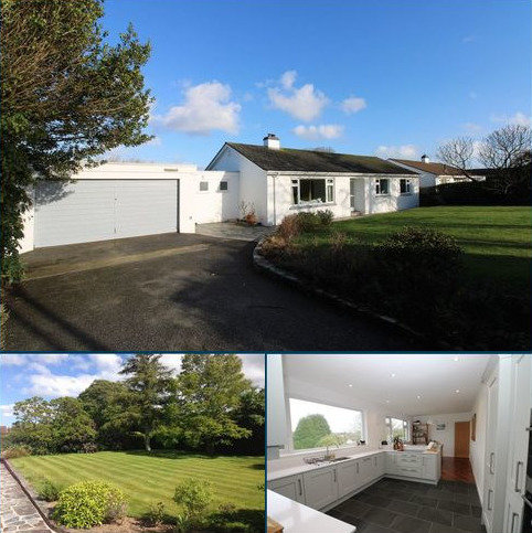 3 bedroom detached bungalow for sale - Perranwell Station, Truro