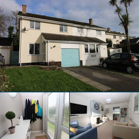3 bedroom semi-detached house for sale - Chirgwin Road, Truro