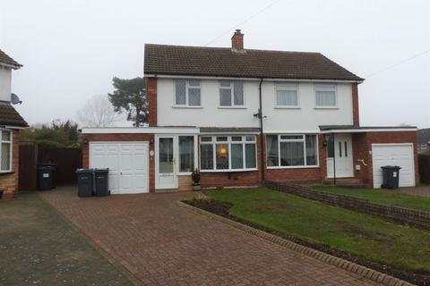 2 bedroom semi-detached house for sale - Willmott Close, Four Oaks, Sutton Coldfield