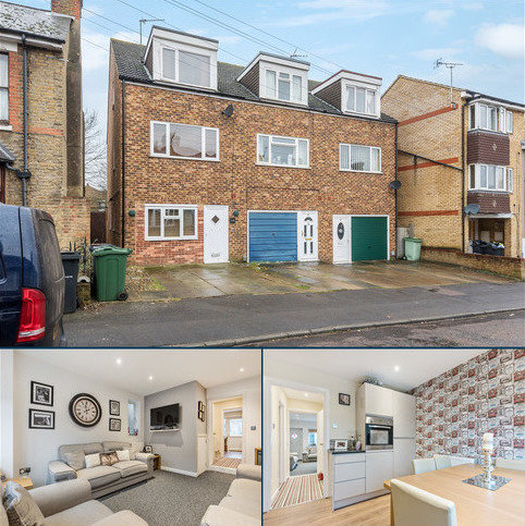 4 bedroom end of terrace house for sale - Muir Road, Maidstone