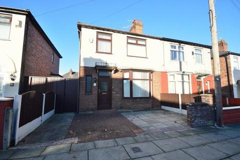 3 bedroom semi-detached house for sale - Bathurst Road, Cressington