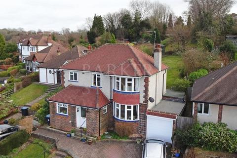 3 bedroom detached house for sale - Commuters dream with woodland views...