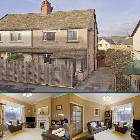 3 bedroom semi-detached house for sale - Mayfield Road, Ilkley