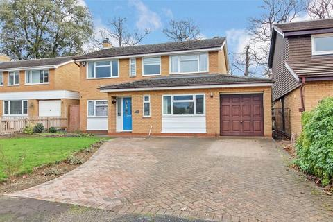 4 bedroom detached house for sale - Fydell Court (Woodlands Estate), Priory Park, St Neots