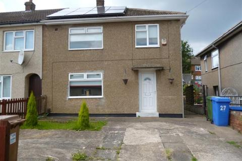 3 bedroom end of terrace house to rent - Birks Road, Mansfield