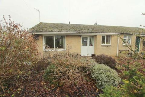 2 bedroom semi-detached bungalow for sale - Holcombe Vale, Bathampton