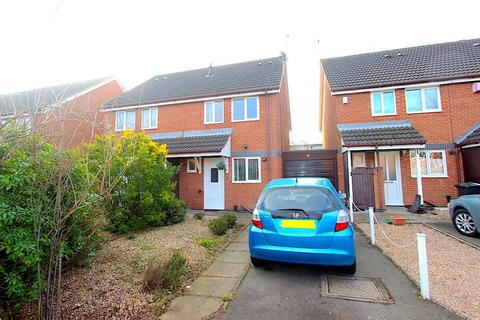 2 bedroom semi-detached house for sale - Belfry Drive, Kirby Frith