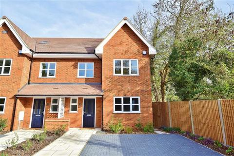 4 bedroom end of terrace house for sale - Hill End Road, Uxbridge