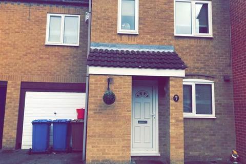 3 bedroom townhouse to rent - Trent Bridge Court, Littleover, Derby