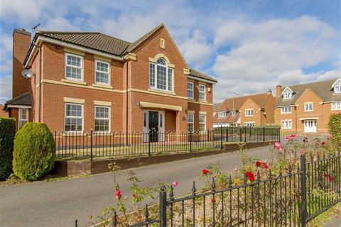 5 bedroom detached house for sale - Aster Gardens, Heatherton, Derby
