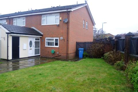 2 bedroom end of terrace house to rent - Buckfield Avenue, Salford