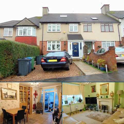3 bedroom terraced house for sale - Crossways, South Croydon, Surrey, CR2 8JQ