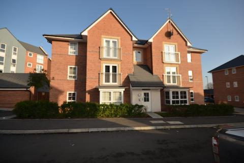 2 bedroom ground floor flat for sale - The Moorings, Coventry