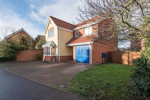 4 bedroom detached house for sale - Mardle Street, Three Score, Norwich