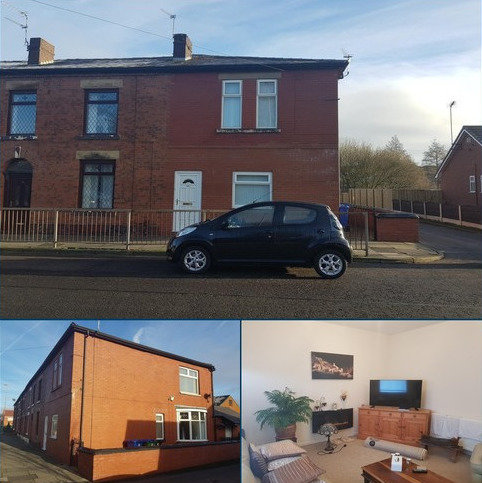 3 bedroom end of terrace house for sale - Peel Street, Heywood