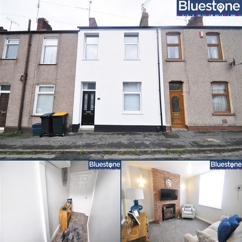 3 bedroom terraced house for sale - Orchard Street, Newport