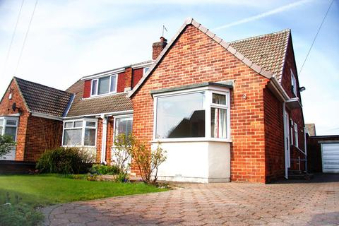 3 bedroom bungalow for sale - Bamburgh Gardens, Tunstall