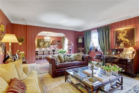3 Bedroom Flat To Rent Montrose Court Princes Gate South Kensington London