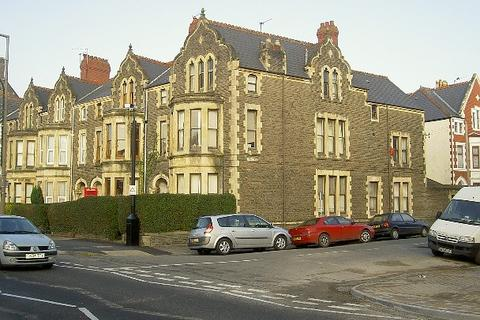 Studio to rent - Cathedral Road (Flat 10), Cardiff
