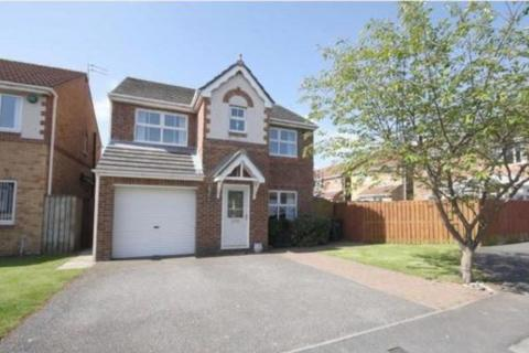 4 bedroom detached house to rent - Richmond Drive, Woodstone Village, Houghton Le Spring, DH4