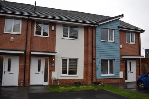2 bedroom mews for sale - Carmody Close, Manchester, M40 7LS