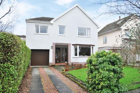 4 bedroom detached house for sale - Brandon Drive, Bearsden, East Dunbartonshire, G61 3LN