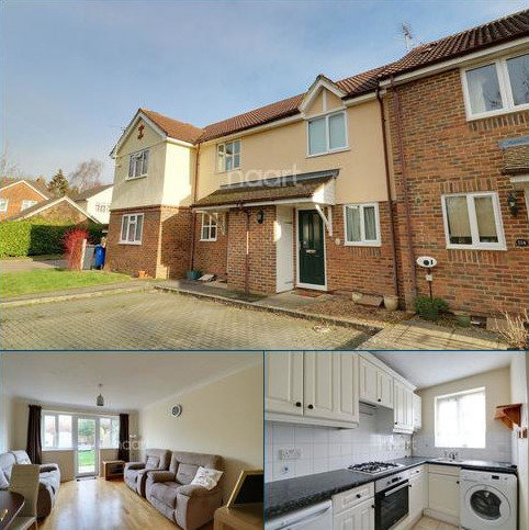 2 bedroom terraced house for sale - Nether Vell-Mead , Church Crookham