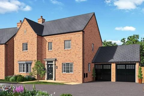 5 bedroom detached house for sale - St George's Field, Wootton, Northampton, NN4