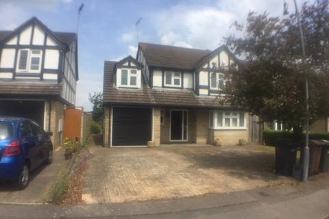 4 bedroom detached house to rent - Burford CLose, LU3 4DS