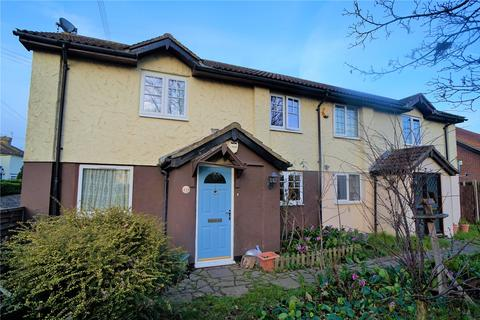 2 bedroom semi-detached house for sale - Frys Cottages, High Street, Lower Stoke