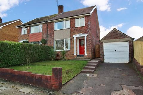3 bedroom semi-detached house to rent - Ogwen Drive, Cyncoed, Cardiff