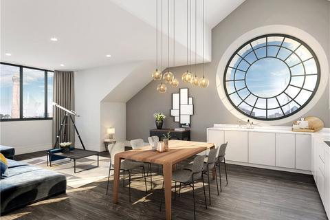 2 bedroom flat for sale - Apartment B12 Oculus House, Brandon Yard, Lime Kiln Road, Bristol, BS1