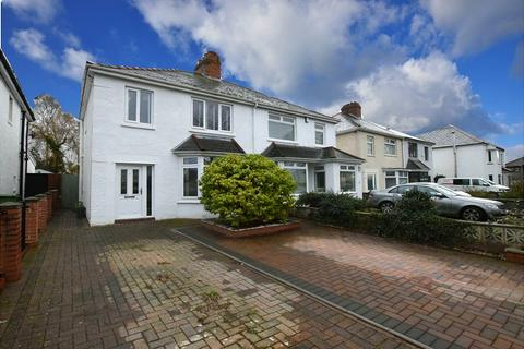 3 bedroom semi-detached house for sale - Pantbach Road, Rhiwbina, Cardiff. CF14 1UG