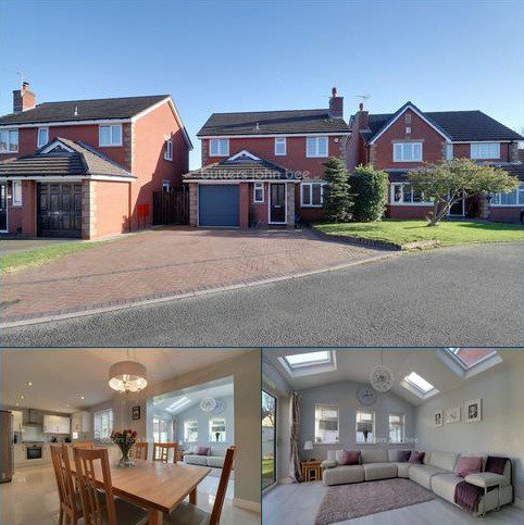 4 bedroom detached house for sale - Beech Close, Congleton