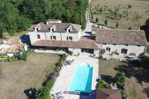 6 bedroom detached house  - Near Cahors, Lot, Occitaine