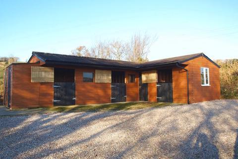 Equestrian facility for sale - Menheniot, Liskeard