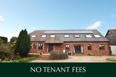 4 bedroom detached house to rent - Shillingford Abbot, Exeter