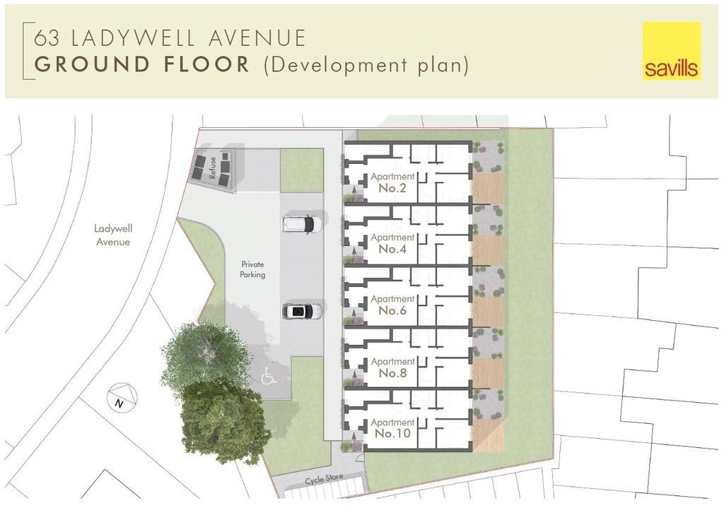Floorplan 2 of 3: Ground Floor Plan