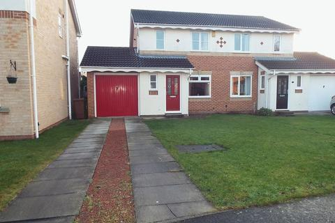 3 bedroom semi-detached house for sale - Woodlea, Forest Hall, Newcastle upon Tyne