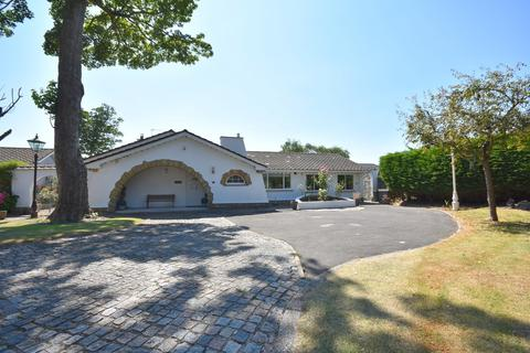 4 bedroom detached bungalow for sale - Tabriz, 2 Rookery Wood, Sully, Vale of Glamorgan, CF64 5TX