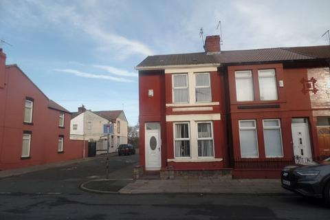 3 bedroom end of terrace house for sale - 228 Litherland Road, Bootle