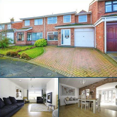 4 bedroom semi-detached house for sale - Rivington Drive, Burscough
