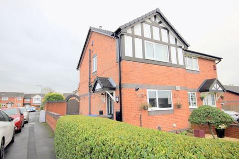 2 bedroom semi-detached house for sale - Brookmead Grove, Saxonfields, ST3