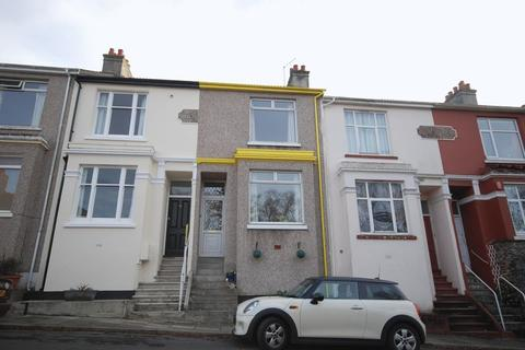 2 bedroom terraced house for sale - Lydford Park Road, Peverell, Plymouth. A 2 double bedroomed home with a direct outlook over  Central Park!!