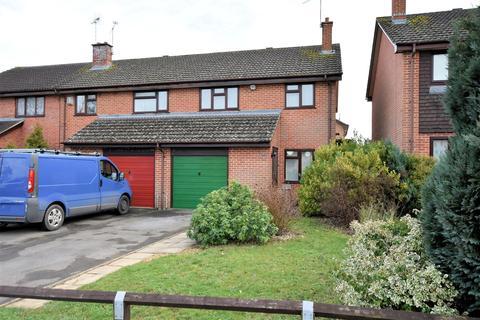 3 bedroom end of terrace house for sale - Trelawney Drive, Tilehurst, Reading