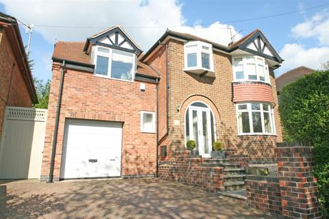 4 bedroom detached house for sale - Private Road, Mapperley, Nottingham, NG3 5FQ