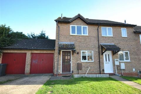 2 bedroom semi-detached house for sale - East Hunsbury
