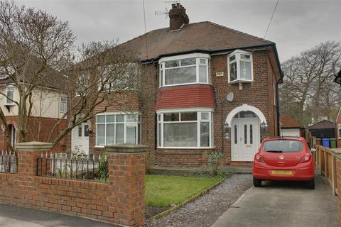 3 bedroom semi-detached house for sale - Station Road, Hessle