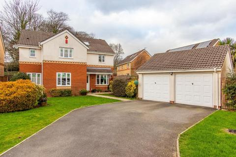 4 bedroom detached house for sale - Charlock Close, Thornhill, Cardiff