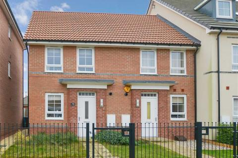 2 Bedroom End Of Terrace House For Sale Richmond Lane Kingswood Hull